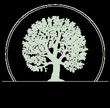 Logo des Waldfriedhofs ohne Schrift